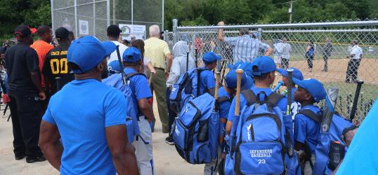 Upland Design - Baseball