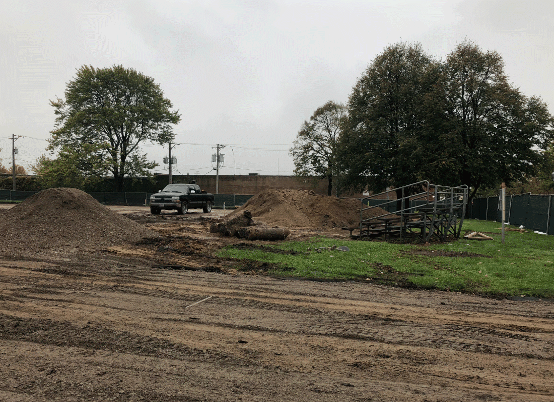 West Chatham Park - Construction - Upland Design