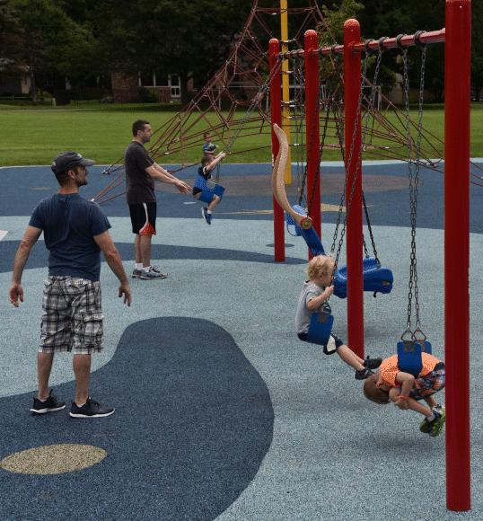 Upland Design - Engstrom Park