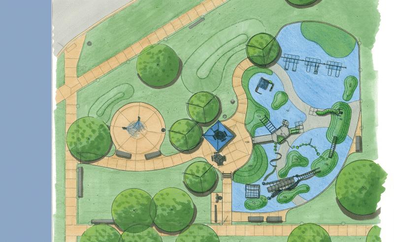Hiawatha Park - Master Plan