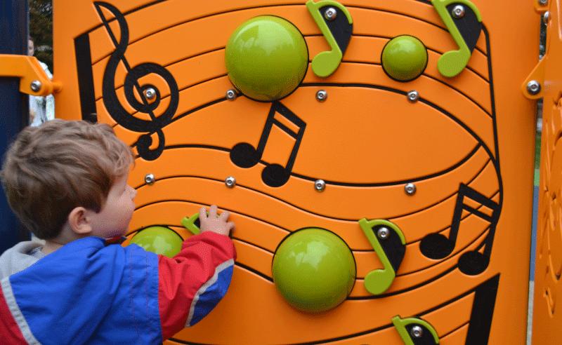 Hiawatha Park - Music Panel