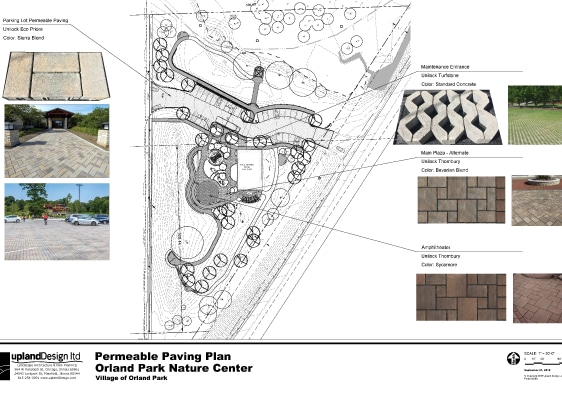 Upland Design - Chicago Fire Complex Landscape