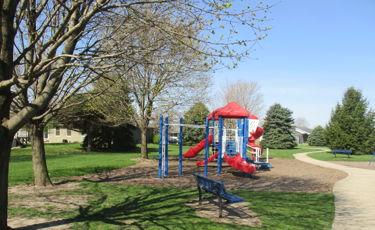 Upland Design - Engstrom Park Playground