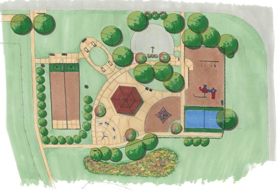 Shabbona Park - Site Plan