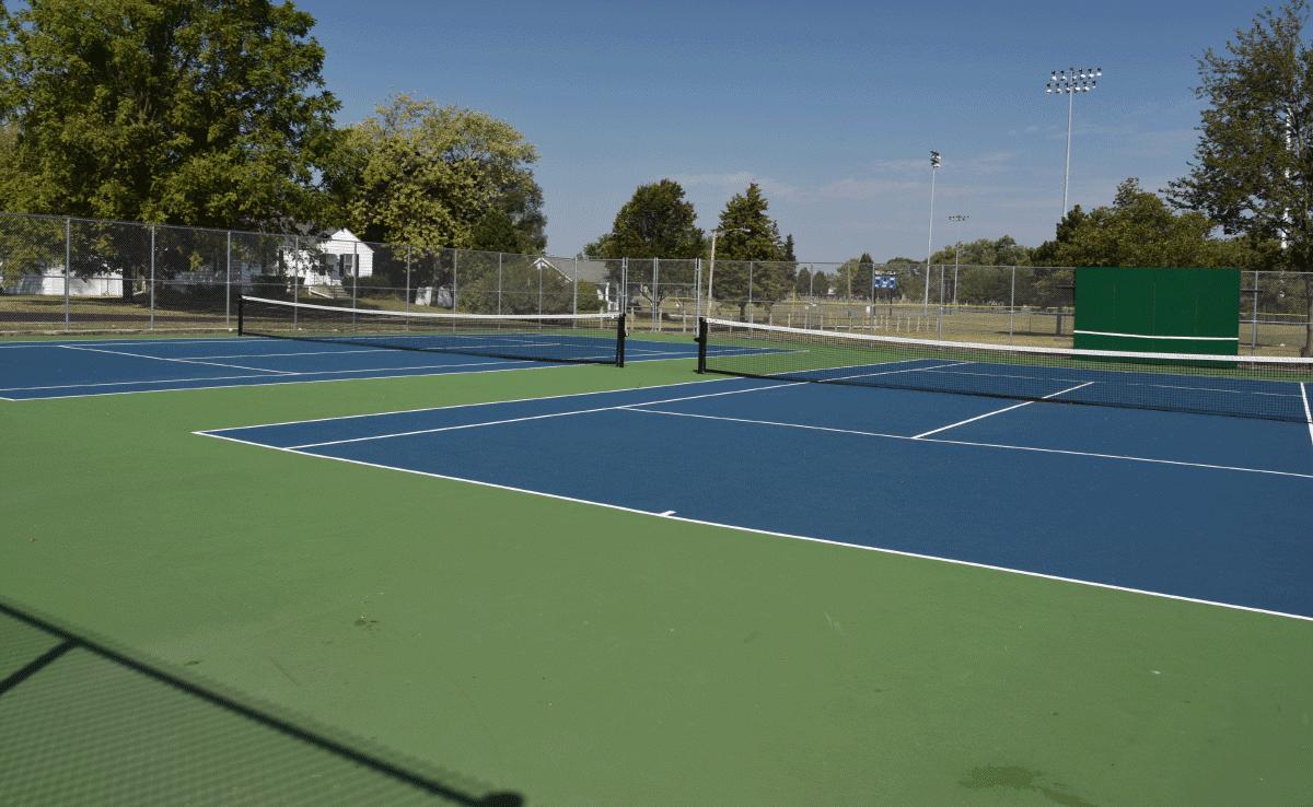Garnsey Park - Tennis Courts